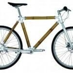 Como hacer una bicicleta con cañas de bambú