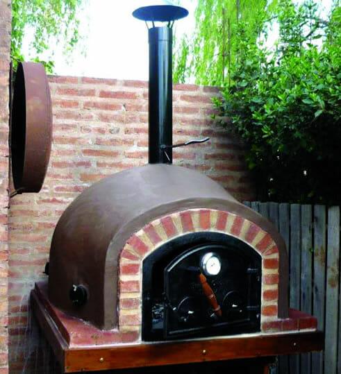 Como construir un horno de barro paso a paso