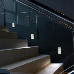 Como hacer un circuito combinación para escalera o pasillo