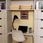 ¿Cómo hago un ropero y escritorio para la habitación de los niños?