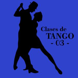 Curso para aprender a bailar tango – clase 3