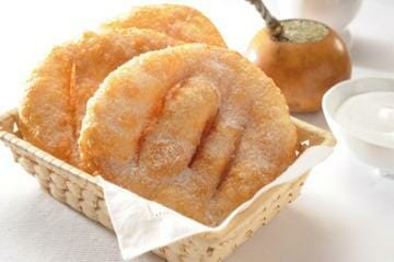 como hacer tortas fritas caseras