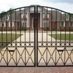 Como hacer un portón reja de hierro