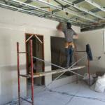 Como colocar un techo cieloraso de Durlock