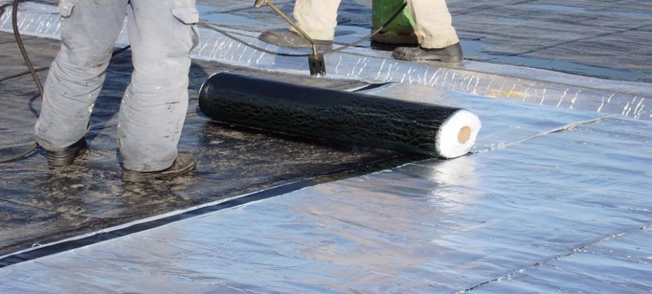 Como colocar una membrana asfaltica geotextil
