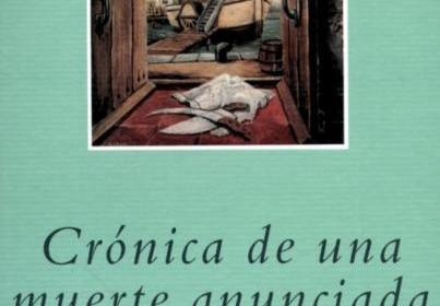 Crónica de una muerte anunciada : entre el periodismo, la literatura y el cine.
