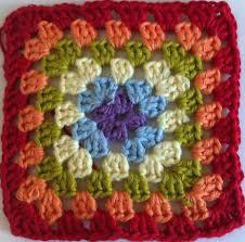 Como hacer un Granny Square a crochet
