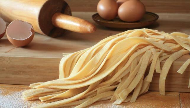 como hacer pasta fresca casera
