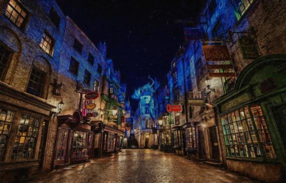 La escritora de Harry Potter J.K Rowling